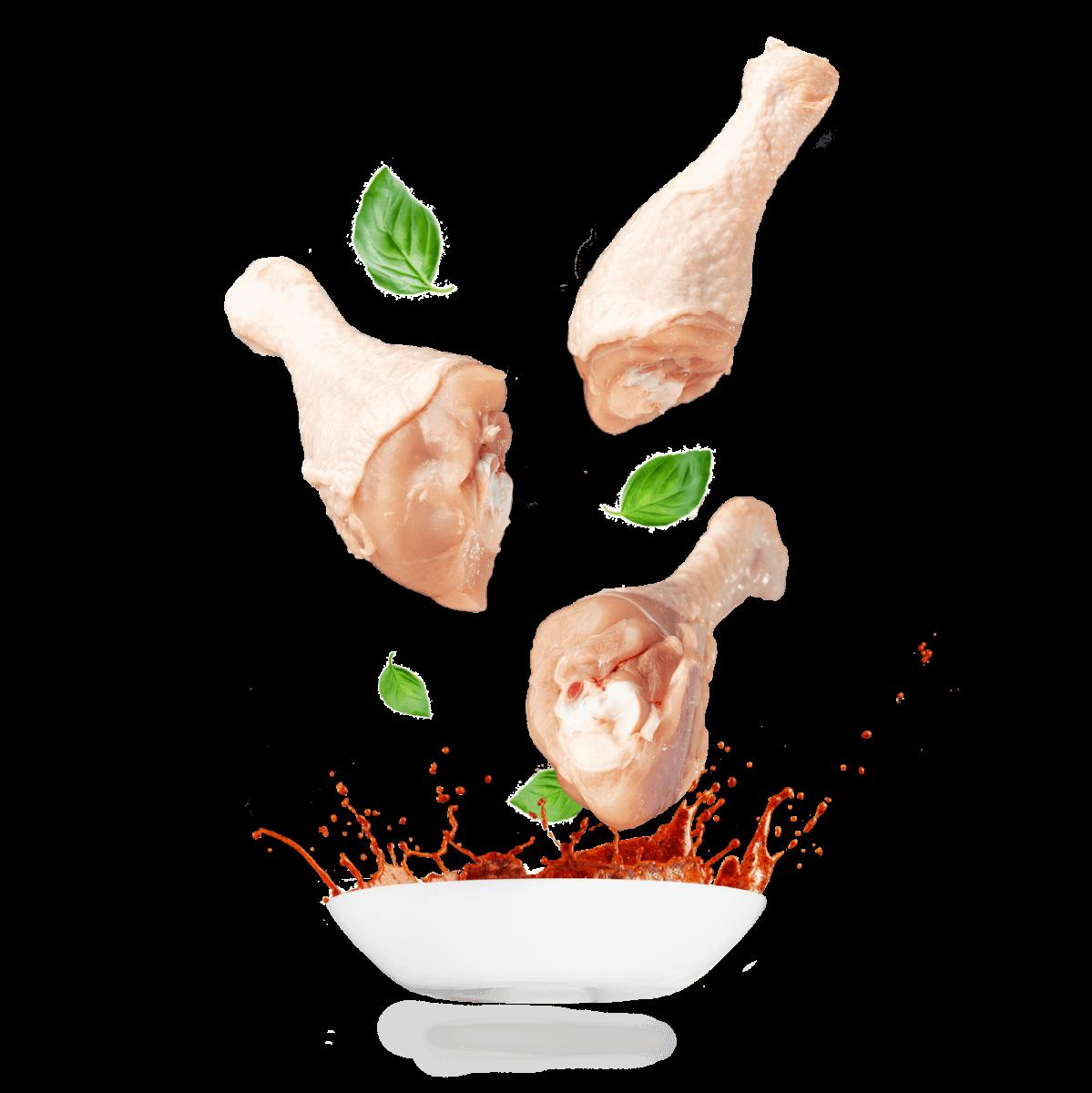 Курячі маринади